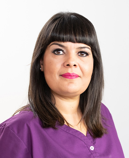 Bianca Maglio KFO Serbesis Praxisteam